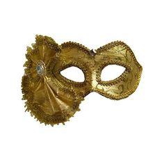 Masquerade Masks | Venetian Masks | Cheap Masquerade Masks | Mardi... ❤ liked on Polyvore