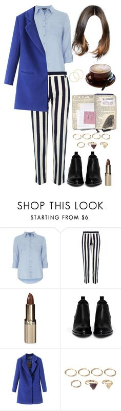 """Sin título #1638"" by tamigc ❤ liked on Polyvore featuring Dorothy Perkins, River Island, L'Oréal Paris, Alexander Wang, Chicnova Fashion, Forever 21 and Melissa Odabash"
