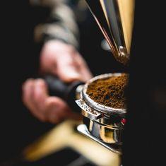 Daily grind. #coffee #espresso #mmmitsthattaste
