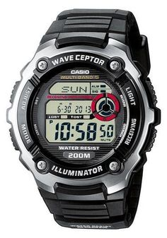 Casio WV-200E-1AVEF Collection heren horloge op Horlogeloods.nl!