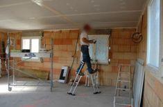 Bajar los techos para ahorrar en climatización
