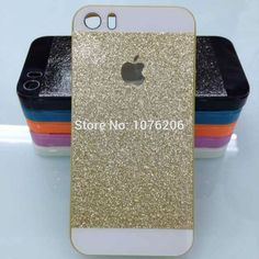 1 PCS New Shimmering Powder Designed Anti knock Silicon Cell Phone Case For iPhone 4 4S 5S 6 Capa Celular Luxury Back Cover Case-in Phone Bags & Cases from Phones & Telecommunications on Aliexpress.com | Alibaba Group