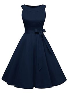 online shopping for Find Dress Women Scoop Vintage Rockabilly Retro Cocktail Prom Dresses from top store. See new offer for Find Dress Women Scoop Vintage Rockabilly Retro Cocktail Prom Dresses Casual Frocks, Casual Work Dresses, Dresses For Teens, Short Dresses, Dresses Online, Prom Party Dresses, Dance Dresses, Dress Party, Pretty Dresses