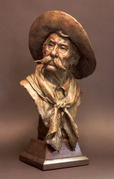 Coleman Studios - Western Art by John Coleman, Cowboy Artist: Bronze, Oil, Charcoal Bronze Sculpture, Wood Sculpture, Art Sculptures, Ceramic Sculptures, Native Art, Native American Art, American Indians, Southwestern Art, Artist Painting