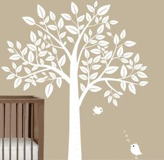 Memories of when Mom painted on my bedroom wall as a little girl!