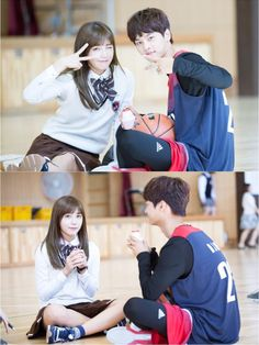 Cheer Up // Sassy Go Go | Eunji + N