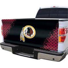 Washington Redskins Truck Tailgate Cover