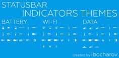 Flat Style Bar Indicators Pro 2.0.1 Apk Free Download - http://fullversoftware.com/flat-style-bar-indicators-pro-2-0-1-apk-free-download/