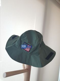 bbe39868db5d2 Polo Ralph Lauren Snow Beach Retro Gator Bucket Hat Green Red S M  fashion   clothing  shoes  accessories  mensclothing  othermensclothing  ad (ebay  link)