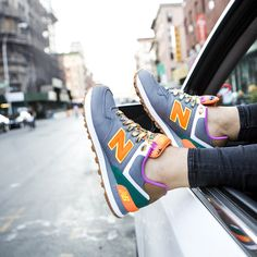 new balance 574 trainers Color