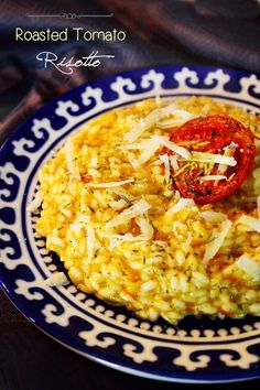 Chef Malhadinho: Risotto de Tomate | Roasted Tomato Risotto