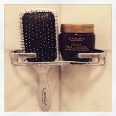 L'ANZA's Keratin Healing Oil Intensive Hair Masque