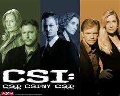 CSI GIl and Catherine, CSI:NY Mac and Stella, CSI:Miami Callie and Horriato
