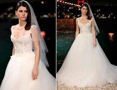İntikam - Yağmur (Beren Saat), Wedding Dress