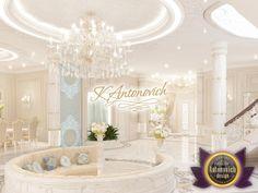 Luxury Living room Design ideas in Qatar from Luxury Antonovich Design