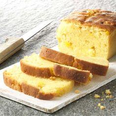 Cake met ananas en mango