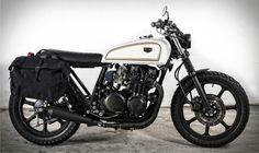 RUA*7 Kawasaki Z650F