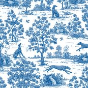 Greyhound Toile - WANT
