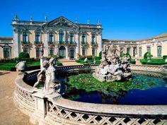 Дворец Келуш, Португалия