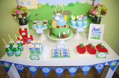 peppa pig party - Pesquisa Google