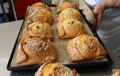 Cyprus Food, Easter Recipes, Pretzel Bites, Ricotta, French Toast, Sweets, Bread, Baking, Breakfast
