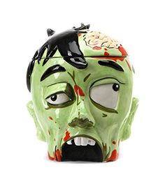 Thinkgeek - Zombie Cookie Jar Head, 2015 Amazon Top Rated Cookie Jars #Kitchen