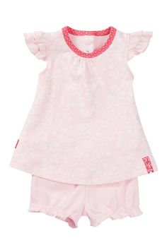 Dress and Bloomer Set (Baby Girls) by Kushies on @HauteLook