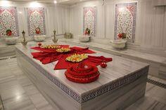 The brides hammam (party) Henna Night, Table Settings, Turkey, Table Decorations, Bride, Handmade, Wedding, Hama, Weddings