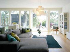 20 Modern Living Room Designs with Elegant Family Friendly Decor