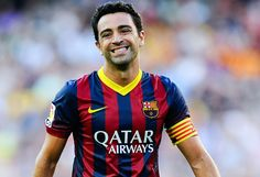 Xavi-us for you soccer fans out there. Inspired by Cena-rius Good Soccer Players, Soccer Fans, Football Players, Xavi Hernandez, Fc Barcelona, Messi And Neymar, Image Foot, Fan Out, Best Player