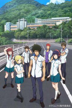 "P.A. Work enthüllte weitere Details zum Anime ""Kuromukuro"" - http://sumikai.com/mangaanime/p-a-work-enthuellt-weitere-details-zum-anime-kuromukuro-120506/"