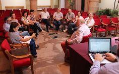 La Fundación Horizonte XXII y Mundo Emprendedor conocen las necesidades del Campo de Montiel en cuanto a oportunidades de empleo