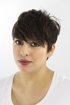 The Perfect Pixie How-To with Ruth Roche - Hair Cutting - Modern Salon