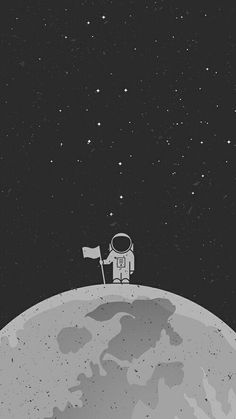 moon, wallpaper, and space image