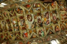 40 magnificent ceilings from around the world ~ Atlas of Wonders