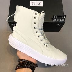 premium selection 69fe6 b3de6 THE WEEKND X PUMA XO PARALLEL LIMITED EDITION 365039-01 White Unisex HIGH SNEAKERS  New Release