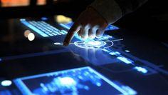 GestureTek - Multi-touch Interactive Surfaces