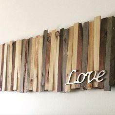 Wood shims DIY