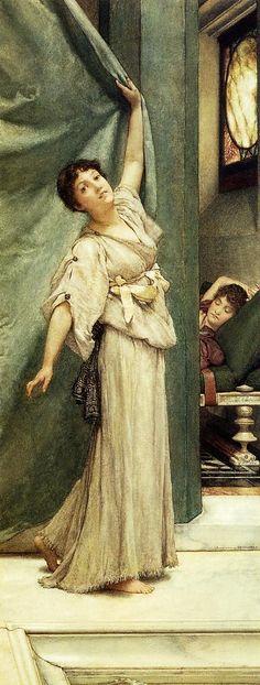 Sir Lawrence Alma-Tadema (Sir Lawrence Alma Tadema) (1836-1912)  Midday Slumbers