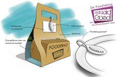 Innovation Award 2013 Stop wasting food #Foodiebag