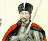 Radu II Prasnaglava (d.1427) Illegitimate son of Mircea the Old. House of Basarab