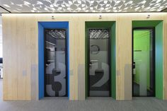 Google MAD 06 L26 Timberbox 04 700x467 Inside The New Google Madrid Office