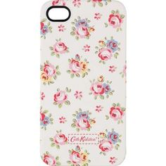 Total I phone convert. Now I need to pretty her up with this cute Cath Kidston case.