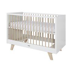Babykamer Lars - Ledikant - Commode - Kast