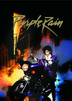 """""""I never meant to cause you any sorrow  I never meant to cause you any pain  I only wanted one time to see you laughing  I only wanted to see you laughing in the purple rain""""  -Purple Rain"""