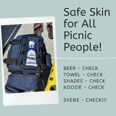 Here is a good check list for what to bring this weekend. Don't forget your Svens Everyday Mineral Sunscreen! Weekend Weather, Sunscreen, Mineral, Don't Forget, Skincare, Bring It On, People, Check, Skincare Routine