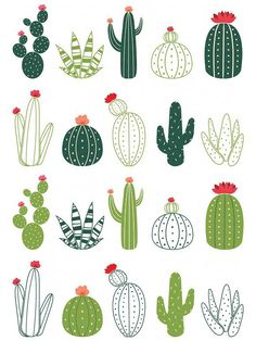 Pricked by a cactus thorn, now you are wondering if cactus poisonous is a thing or not. Here are some tips, tricks that will guide to cactus thorns. Decoration Cactus, Cactus Craft, Decoration Design, Cactus Drawing, Cactus Painting, Watercolor Cactus, Watercolor Paper, Painted Rock Cactus, Painted Rocks