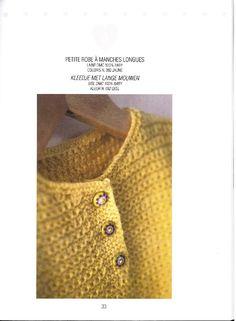 Photo: Crochet Magazine, Knit Crochet, Knitting, Albums, Fashion, Filing Cabinets, Picasa, Computer File, Layette