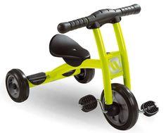 Tricycle pour enfants à partir de 18 mois - Wesco