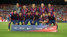 49è Trofeu Joan Gamper (18/08/2014): FC Barcelona - Club León (6-0) | FC Barcelona